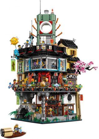 70620 LEGO® NINJAGO® NINJAGO® City