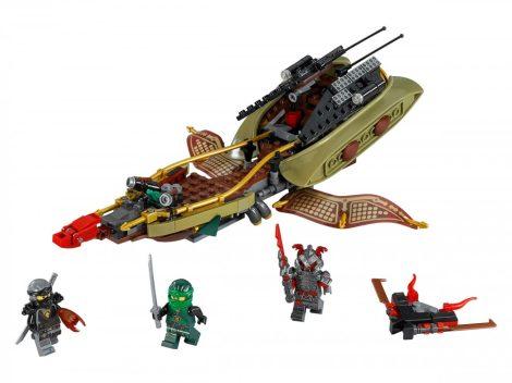70623 LEGO® NINJAGO™ A sors árnyéka