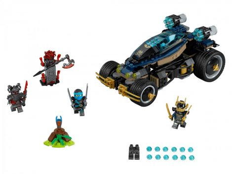 70625 LEGO® NINJAGO® Szamuráj VXL