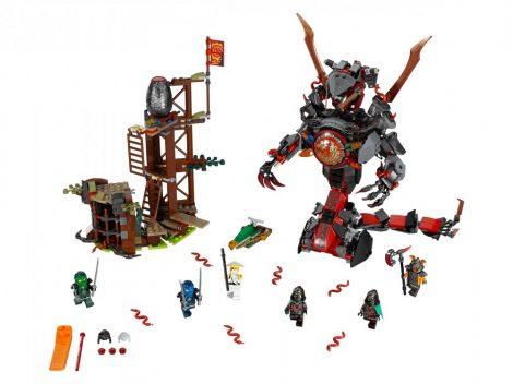 70626 LEGO® NINJAGO™ A végzet hajnala