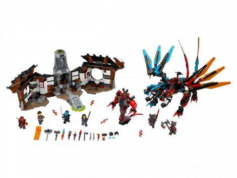 70627 LEGO® NINJAGO™ Sárkányműhely