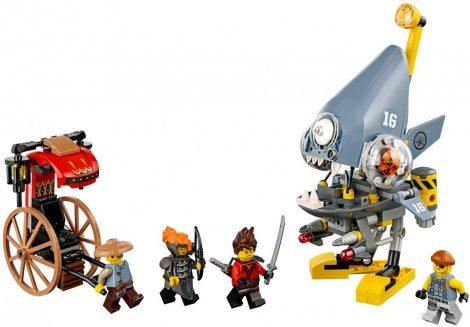 70629 LEGO® NINJAGO® Piranha támadás