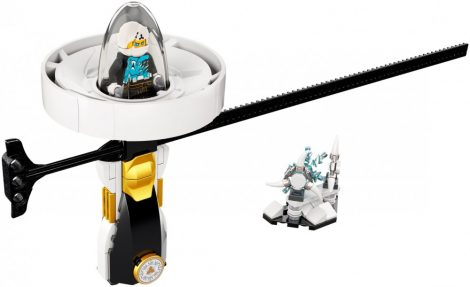 70636 LEGO® NINJAGO® Zane - Spinjitzu mester