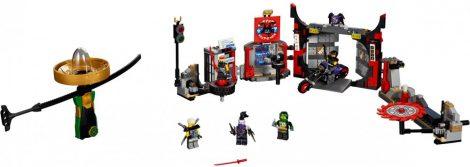 70640 LEGO® NINJAGO™ G.F. Központ