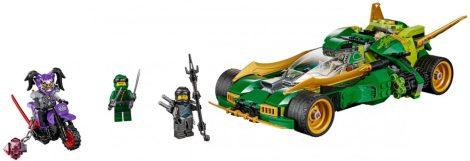 70641 LEGO® NINJAGO™ Nindzsa éjjeli lopakodó