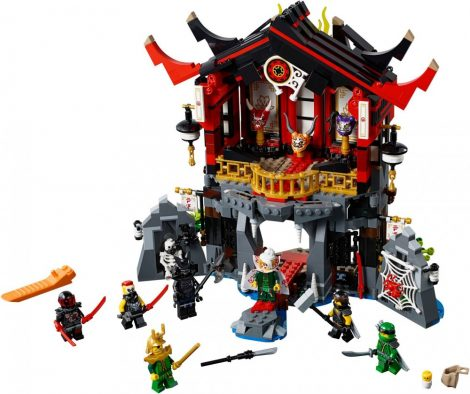 70643 LEGO® NINJAGO® A Feltámadás temploma