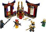 70651 LEGO® NINJAGO™ Leszámolás a trónteremben