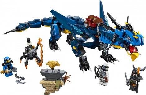 70652 LEGO® NINJAGO™ Viharkeltő