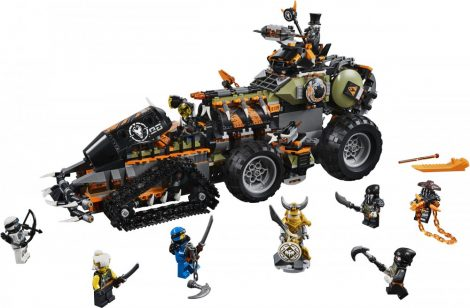 70654 LEGO® NINJAGO® Dieselnaut