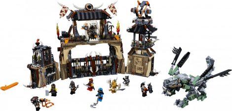70655 LEGO® NINJAGO® Sárkányverem