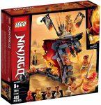 70674 LEGO® NINJAGO™ Tüzes agyar