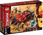 70675 LEGO® NINJAGO® Katana 4x4