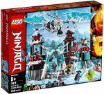70678 LEGO® NINJAGO™ A Cserbenhagyott Császár Kastélya