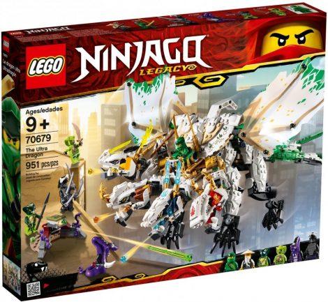 70679 LEGO® NINJAGO® Az Ultra sárkány