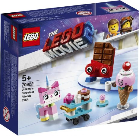70822 LEGO® The LEGO® Movie 2™ Csoda Kitty legaranyosabb barátai!
