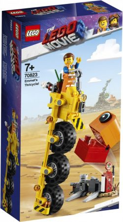 70823 LEGO® The LEGO® Movie 2™ Emmet triciklije!