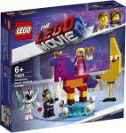 70824 LEGO® The Movie Amita Karok királynő