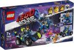 70826 LEGO® The LEGO® Movie 2™ Rex-trém terepjáró!