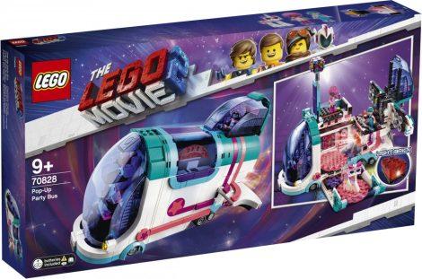 70828 LEGO® The LEGO® Movie 2™ Előugró partybusz