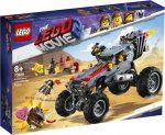 70829 LEGO® The LEGO® Movie 2™ Emmet és Lucy menekülő homokfutója!