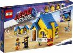 70831 LEGO® The LEGO® Movie 2™ Emmet Álomháza/Mentőrakétája!