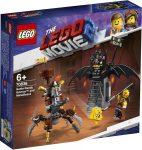 70836 LEGO® The Movie Harcra kész Batman™ és Fémszakáll