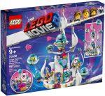 70838 LEGO® The LEGO® Movie 2™ Amita Karok királynő Dehogy Gonosz űrpalotája