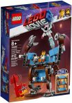 70842 LEGO® The LEGO® Movie 2™ Emmet háromemeletes kanapé robotja