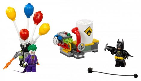 70900 LEGO® The LEGO® Batman Movie Joker™ ballonos szökése