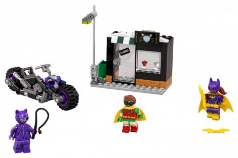 70902 LEGO® The LEGO® Batman Movie Macskanő™ - Motoros hajsza