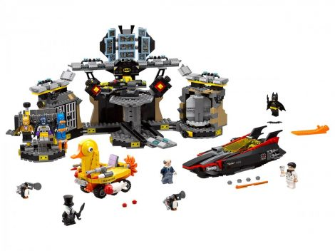 70909 LEGO® The LEGO® Batman Movie Betörés a Denevérbarlangba