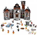 70912 LEGO® The LEGO® Batman Movie Arkham elmegyógyintézet