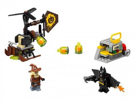 70913 LEGO® The LEGO® Batman Movie Madárijesztő™ félelmetes leszámolása