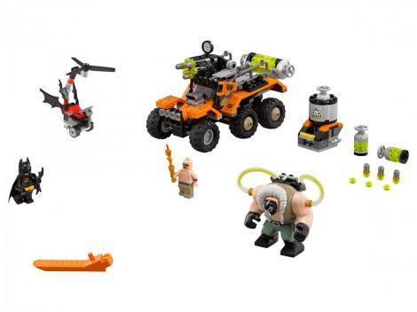 70914 LEGO® The LEGO® Batman Movie Bane™ mérgező furgonos támadása