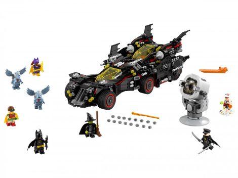 70917 LEGO® The LEGO® Batman Movie A felülmúlhatatlan Batmobil