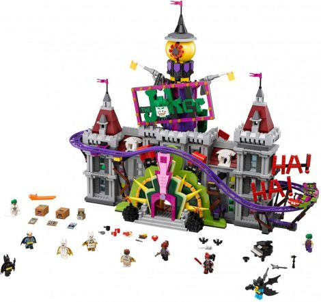 70922 LEGO® The LEGO® Batman Movie Joker Kastélya