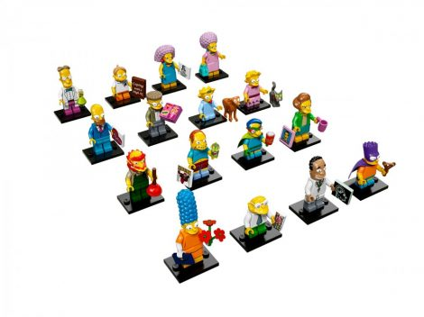 71009 LEGO® Minifigurák A Simpson család™ 2. sorozat A Simpson család™ 2. sorozat
