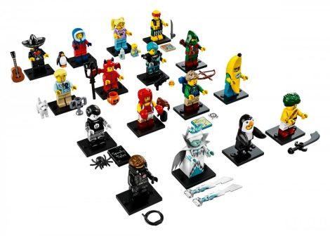 71013 LEGO® Minifigurák LEGO Minifigures Gyűjthető minifigurák 16. sorozat