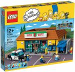 71016 LEGO® The Simpsons™ Kwik-E-Mart