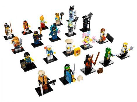 71019 LEGO® Minifigurák A LEGO® NINJAGO® film™ A LEGO® NINJAGO® film™