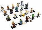 71019SOR LEGO® Minifigurák A LEGO® NINJAGO® film™ A LEGO® NINJAGO® MOVIE™ teljes sorozat 20 figura