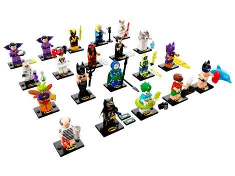 71020 LEGO® Minifigurák The LEGO® Batman Movie 2. sorozat LEGO® Batman film 2. sorozat