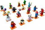 71021 LEGO® Minifigurák 18. sorozat Gyűjthető minifigurák 18. sorozat - Buli van!