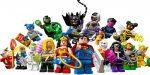 71026-2 LEGO® Minifigurák DC Super hősök sorozat - Teljes sor 16 db figura