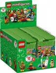 71029-3 LEGO® Minifigurák 21. sorozat Bontatlan karton 36 db figura