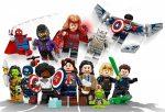 71031-2 LEGO® Minifigurák Marvel Studios Teljes sor 12 db figura