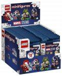 71031-3 LEGO® Minifigurák Marvel Studios Bontatlan karton 36 db figura
