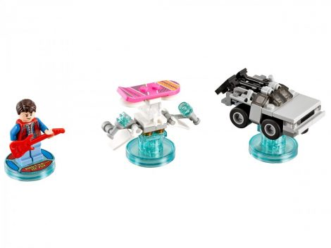 71201 LEGO® Dimensions® Level Pack - Back to the Future™