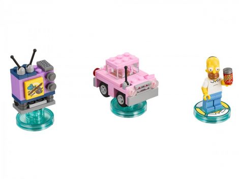 71202 LEGO® Dimensions® Level Pack - The Simpsons™