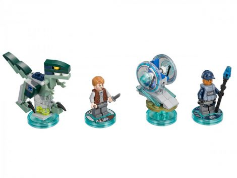 71205 LEGO® Dimensions® Team Pack - Jurassic World™